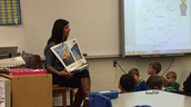 Kindergarten Explores Informational Text