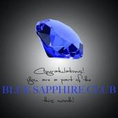 Blue Sapphire Club-$200-$499 PV