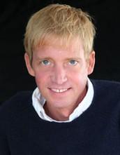 בואו נכיר את הסופר והמאייר איאן פלקונר האחראי על סדרת ספרי אוליביה.