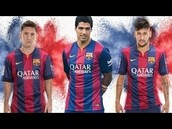 "The ultimate trio ""MSN"""