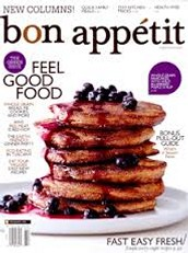 Cooking Magazines and shows are a good example promoting a healthy lifestyle as well.