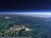 Sadlite Veiw of Cascade Range