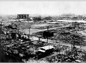 Damage In Tokyo 1923