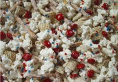 Patriotic Popcorn: