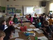 Mrs. Kazdan's Fourth Grade Class