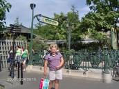My daughter - Le Métro