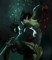 fight under water