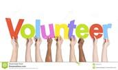 Volunteers Welcome and Needed