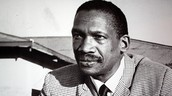 Robert Sobukwe as a free man.