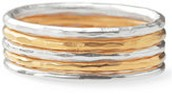 Stackable band set 5 size 6