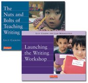 Launching the Writing Workshop and The Nuts and Bolts of Teaching Writing
