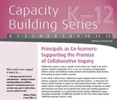 Principals as Co-Learners: Supporting the Promise of Collaborative Inquiry
