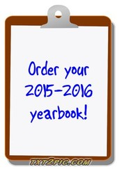 Order your 2015-2016 LMS Yearbook
