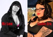 LADIE ERA & MZ. LAW LIVE: OCTOBER 26TH AZ. STATE FAIR STAGE