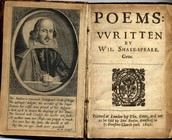 Why did Shakespeare decide to be a poet?