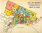 Annexation in Detroit