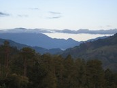 Loma La Rucilla Mountains