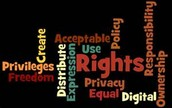 7.  Digital Rights and Responsibilities