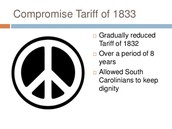 Compromise Tariff of 1833