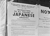 Japanese- American Internment