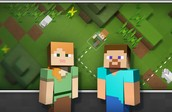Try coding with Minecraft