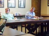 Evaluation Meeting in June