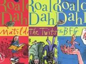 Famous Roald Dahl cildren's books