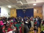 Raritan Valley School Holiday Celebration