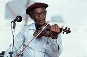 The Creole fiddle
