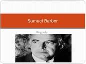 Samuel Barber Biography