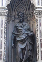 Lorenzo Ghiberti's Sculpture: Saint John the Baptist