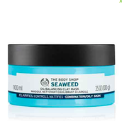Seaweed oil balancing clay mask- $15.00