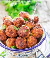 Romanian meat balls