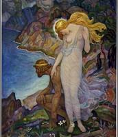 Odysseus & Calypso