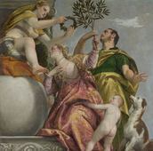 Happy Union (Four Allegories of Love)