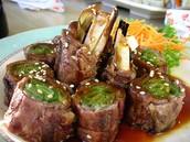 Beef Negima