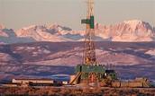 Fracking Surface facilty