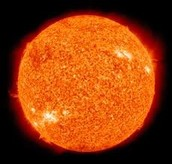 Average and massive main sequence star