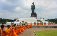 Thai Buddhists