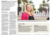 Palm Beach UCF Alumni Club in the Palm Beach Post!