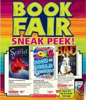 Book Fair Sneak Peek