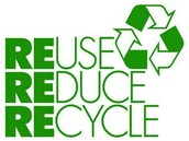 Evaluate the impact of the three R's (Reduce, Reuse, and Recycle) on preserving Earth's biodiversity.