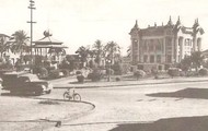 The Saquare in the past