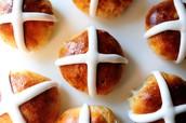 Hot Cross Buns Palm Sunday Celebration