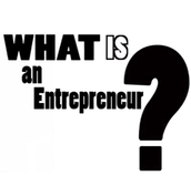 What is an entreprenuer?