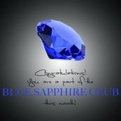 Blue Sapphire Club $200 - $499 PV