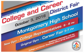 College & Career District Fair