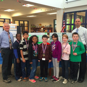 Science Fair Winners at PES! WAY TO GO!!!