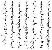 Khalkha Mongol