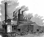 1. American Industrial Revolution